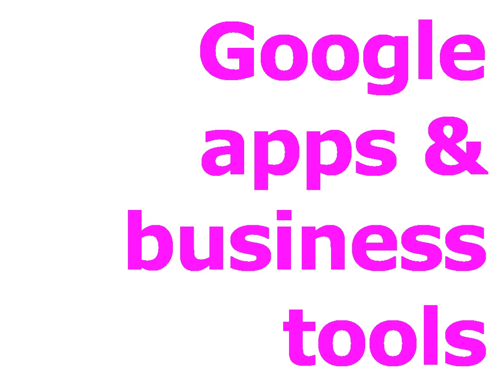 Google Tools and app integration