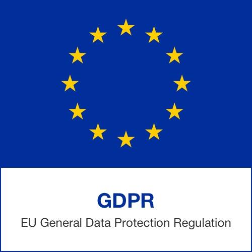 EU Flag GDPR