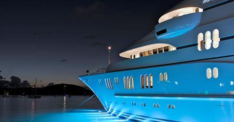 Moran Super Yacht